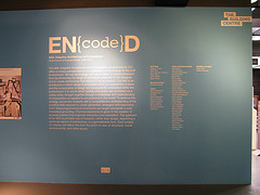 EN{code}D Exhibition, The Building Centre, Sto...